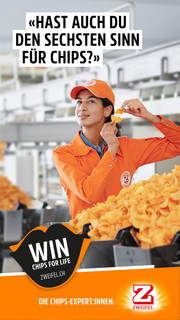 Zweifel: Ein übermenschliches Gespür für Chips