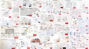 Die Mobiliar: Homemade Schadenskizzen
