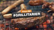 Wir sind alle #GRILLITARIER