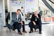 Roman Hirsbrunner und Dennis Lück im Interview mit Horizont